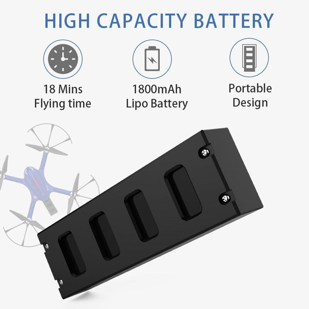 Drocon Blue Bugs 3 - Pacco batteria