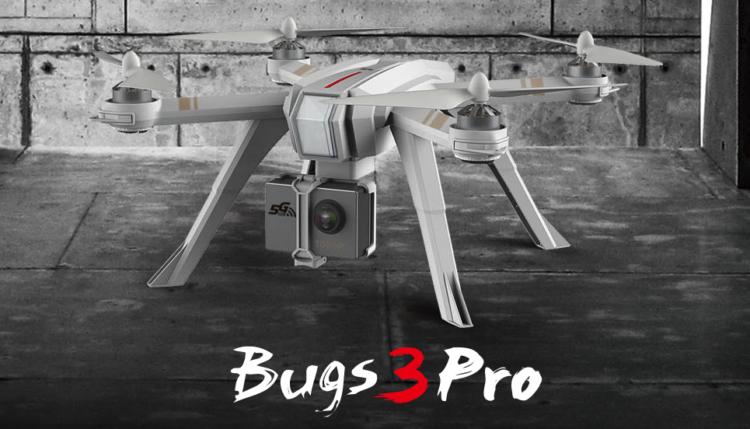Mjx Bugs 3 Pro - GPS