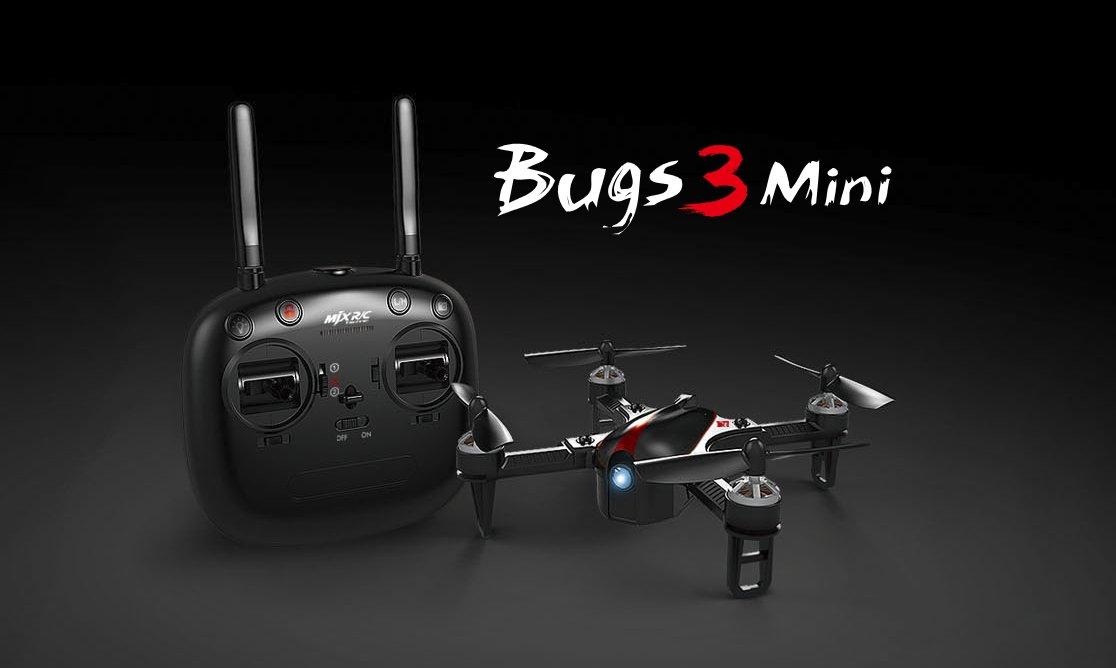 Mjx Bugs 3 mini FPV brushless micro
