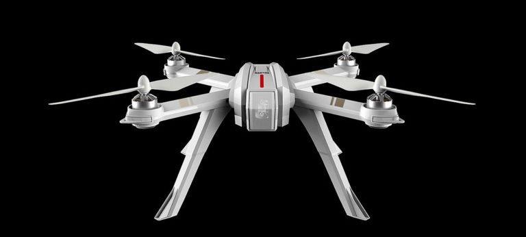 Mjx Bugs 3Pro - Più potenza e Funzione GPS