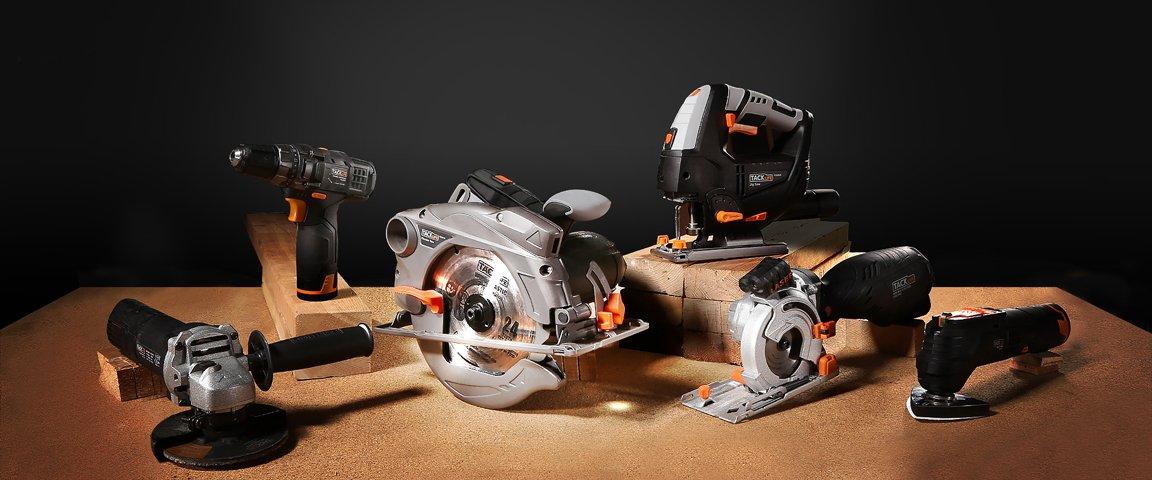 tacklife strumenti da taglio per il legno