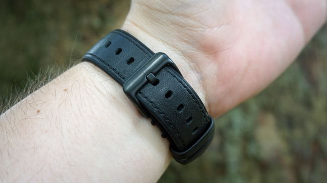TicWatch Pro - Cinturino in pelle