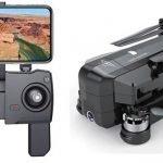 SJRC F11 GPS drone - radiocomando
