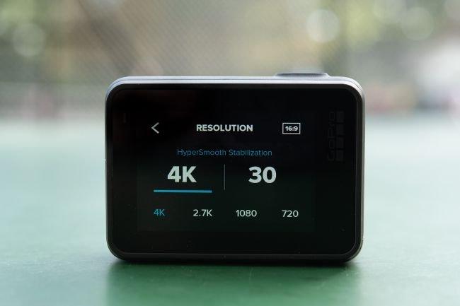 GoPro Hero 7 Black Schermo LCD Touchscreen