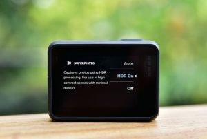GoPro Hero 7 Black HDR
