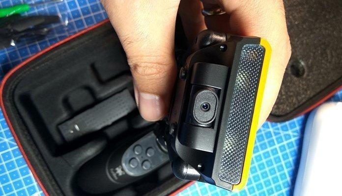 FuriBee H818 fotocamera