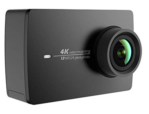 actioncam Yi 4k in offerta Amazon