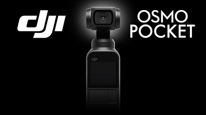 Dji Osmo Pocket review recensione