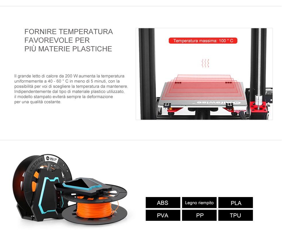 Stampante 3d - Alfawise U30