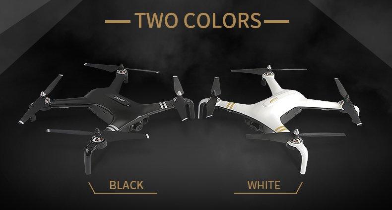 JJRC X7 colori disponibili