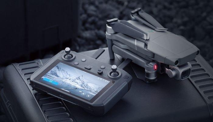DJI Smart Controller preview