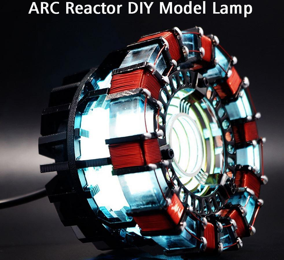 reattore arc ironman diy kit