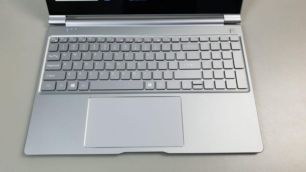 Teclast-F15 - Tastiera e touchpad