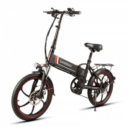 Samebike 20LVXD30 Bicicletta Elettrica Pieghevole in offerta – Offerta Banggood