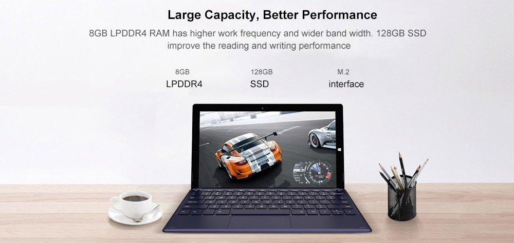 Teclast X4 - ottima dotazione hardware ad un prezzo davvero incredibile