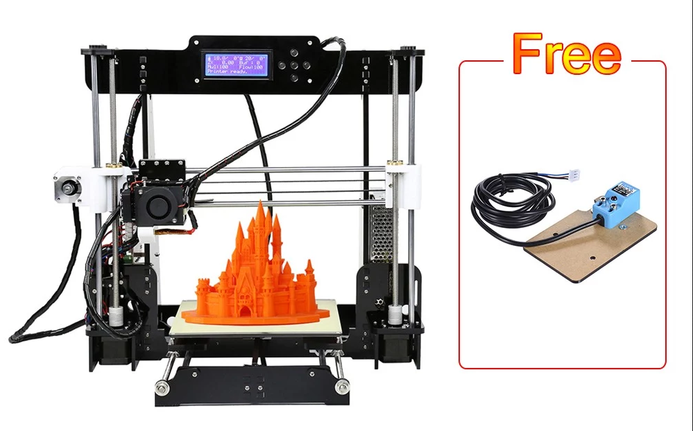 STAMPANTE 3D Anet A8 Upgraded V2.0