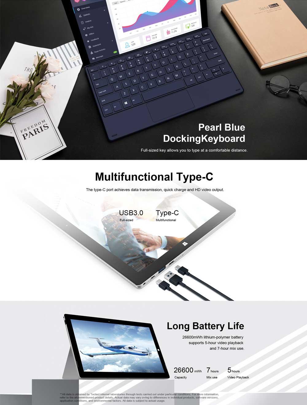 Teclast X4 tbook in offerta