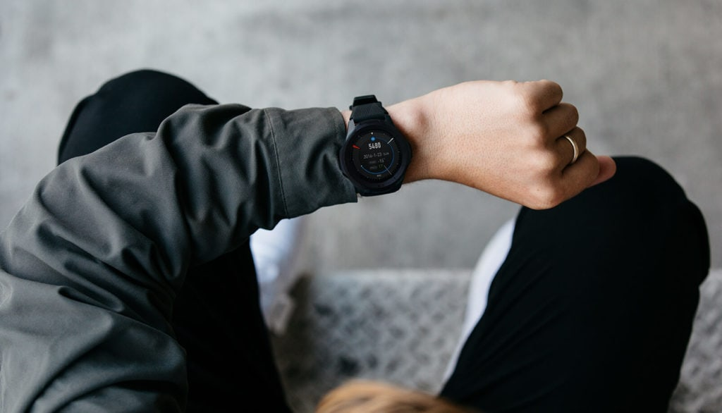 TicWatch S2 Midnight