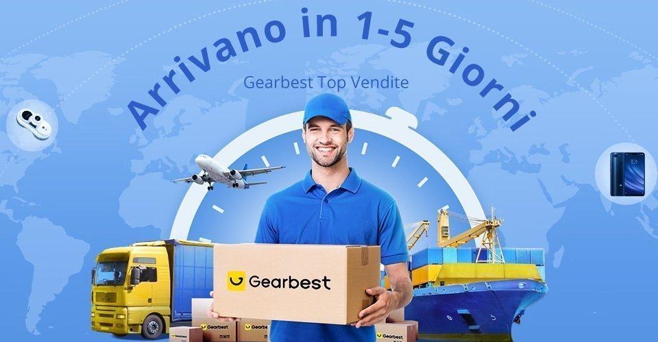 Offerte gearbest consegna in 5 giorni
