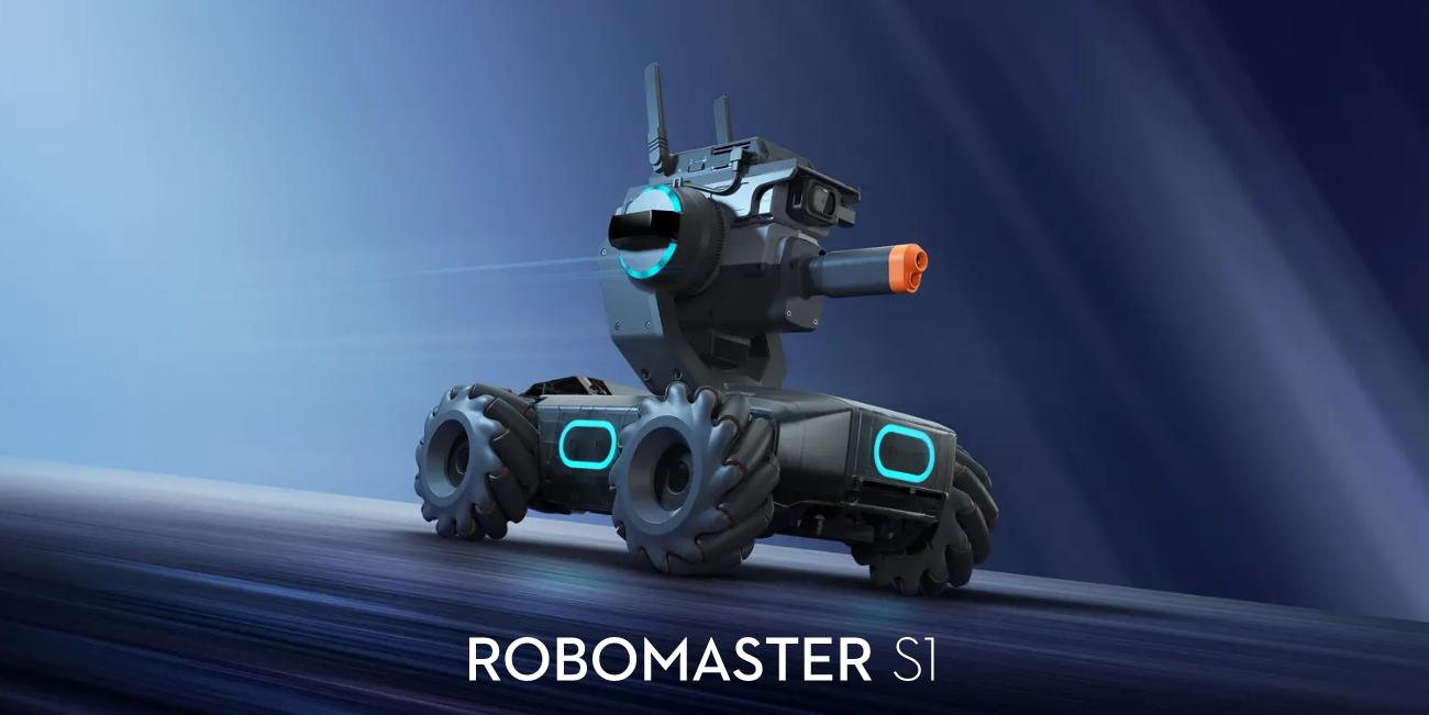 Robomaster S1 recensione