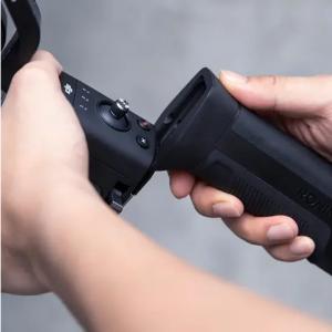 Manico-batteria Manico con impugnatura ergonomica per una presa sicura, e batteria integrata con un'autonomia fino a 11 ore.