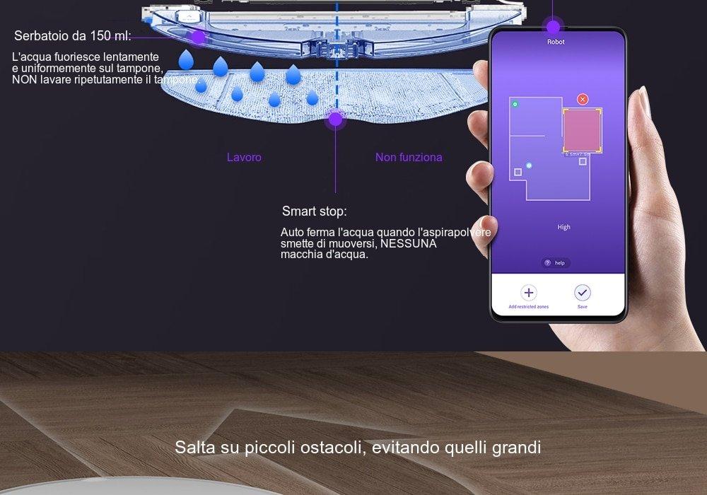 360 S7 - App di controllo