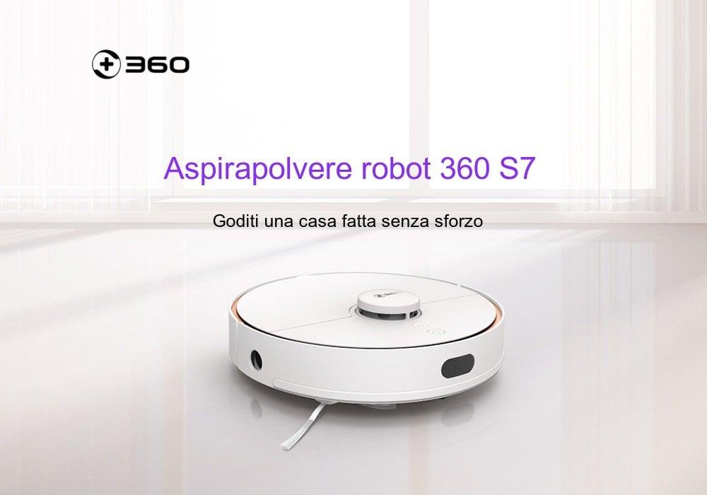 360 S7 - Recensione