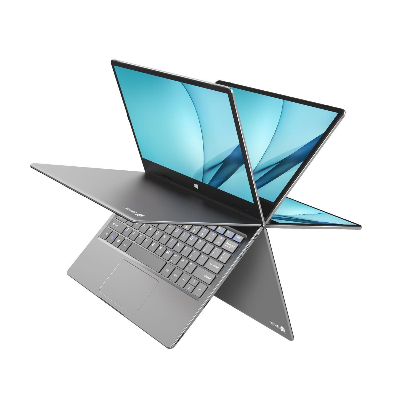 BMAX Y11 Laptop 360-degree 11.6 Inch Intel Gemini Lake N4100 Intel UHD Graphics 600 8GB LPDDR4 RAM 256GB SSD ROM Noteboook