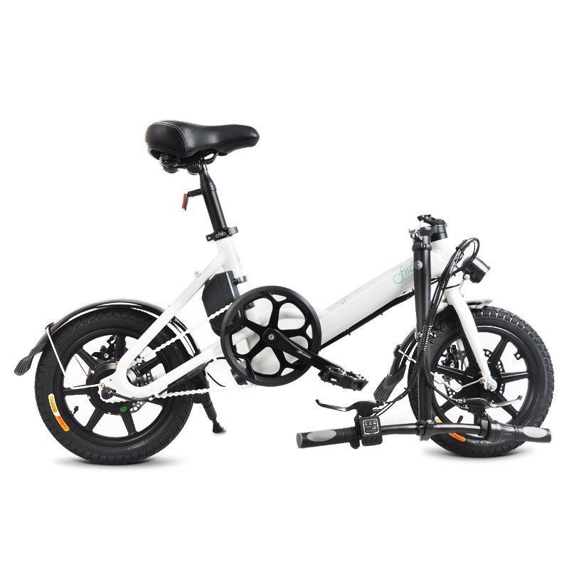 FIIDO D3 - Bicicletta elettrica pieghevole