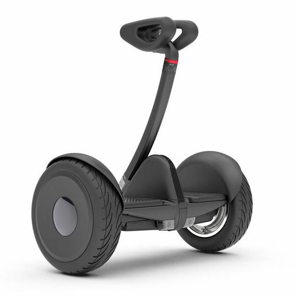 Original Xiaomi Ninebot 700W Balance Stand Up Electric Scooter 16km/h Top Speed Two-wheeled Self Balancing Electric Scooter Black