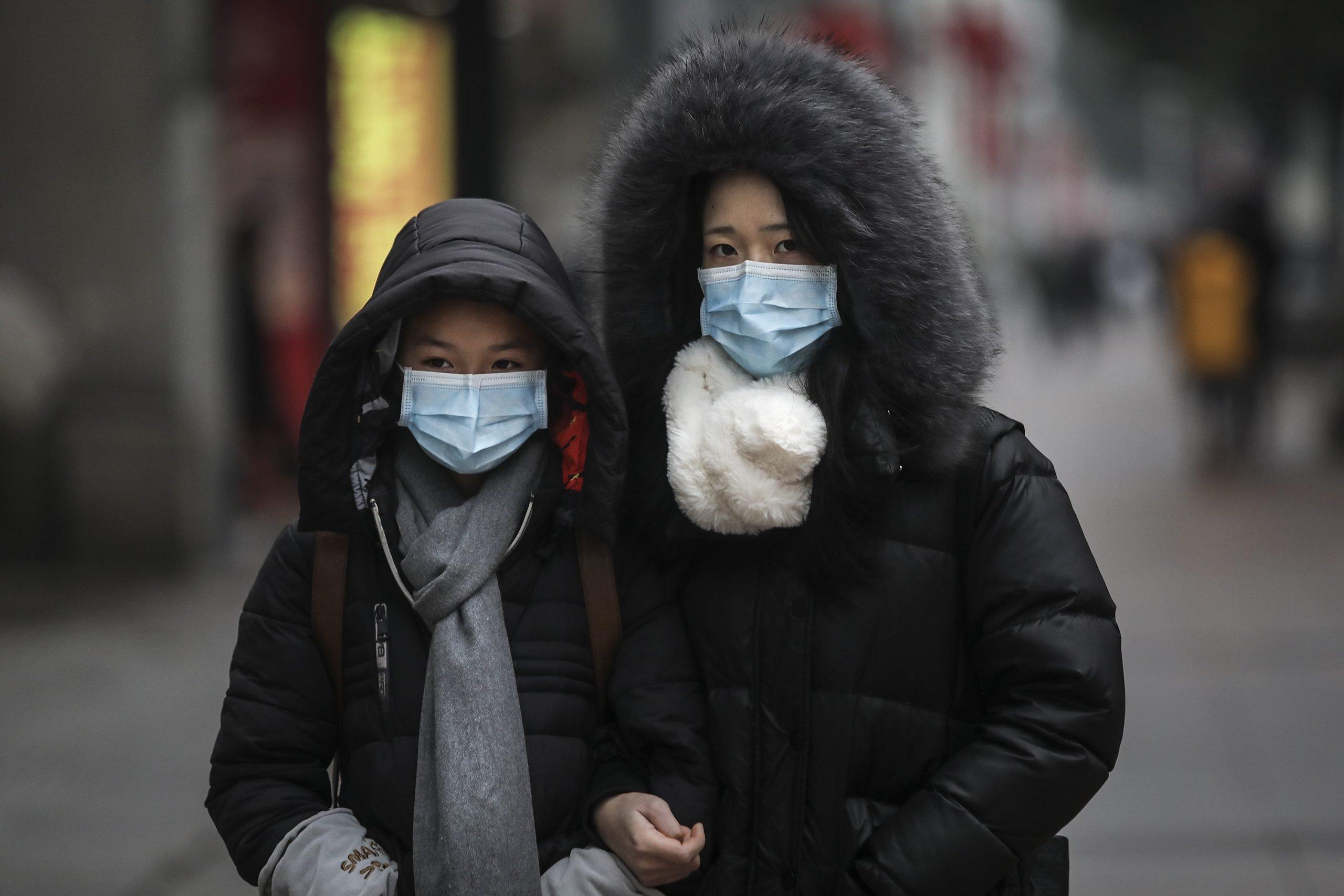 contagio corona virus pacchi cinesi