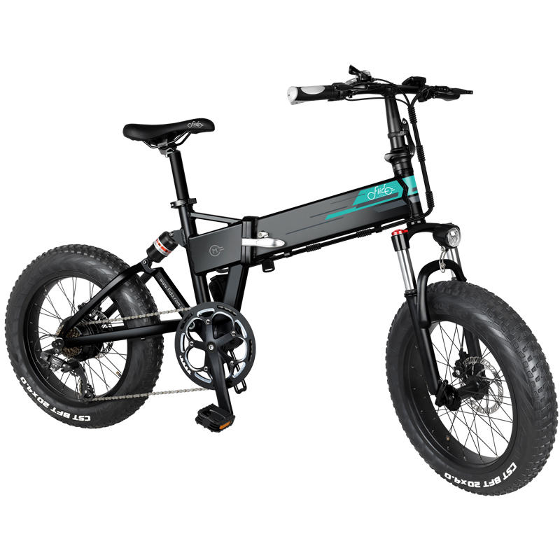FIIDO M1 fatbike elettrica MOTORE BRUSHLESS 250W – Consegna in 5 giorni – Offerta #Geekbuying #blackfriday2020