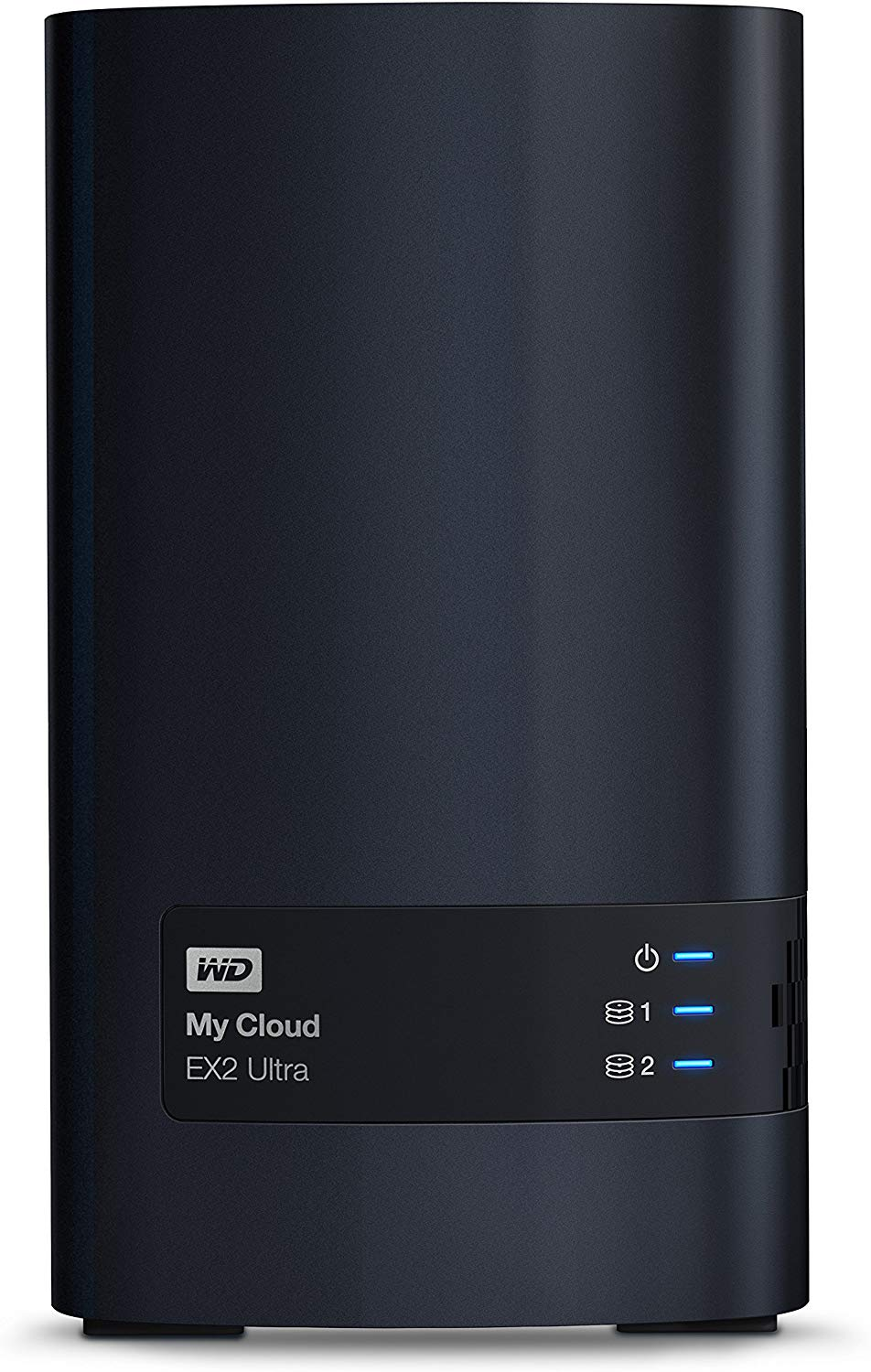 WD My Cloud EX2 Ultra Network Attached Storage, 8TB