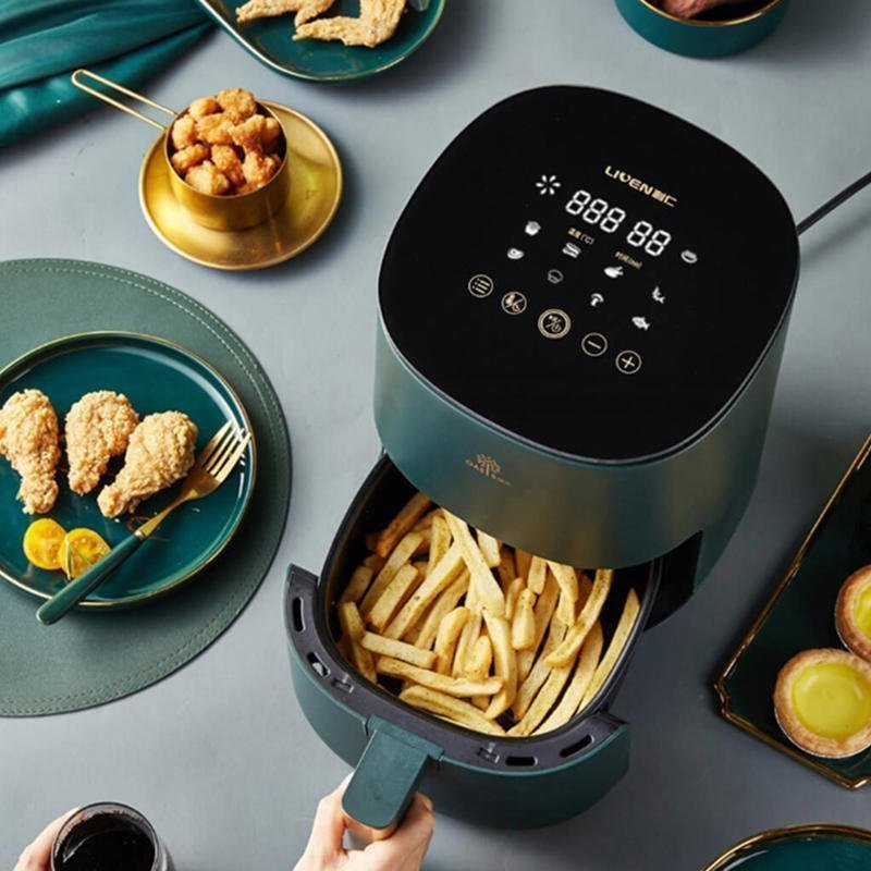 LIVEN G-5 Smart Oil-free Air Fryer from XIAOMI YOUPIN