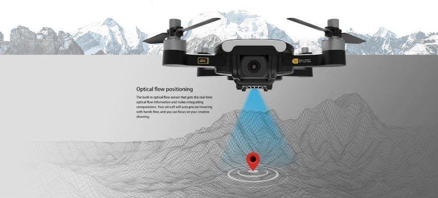 Mjx Bugs B7 GPS e sensori ottici