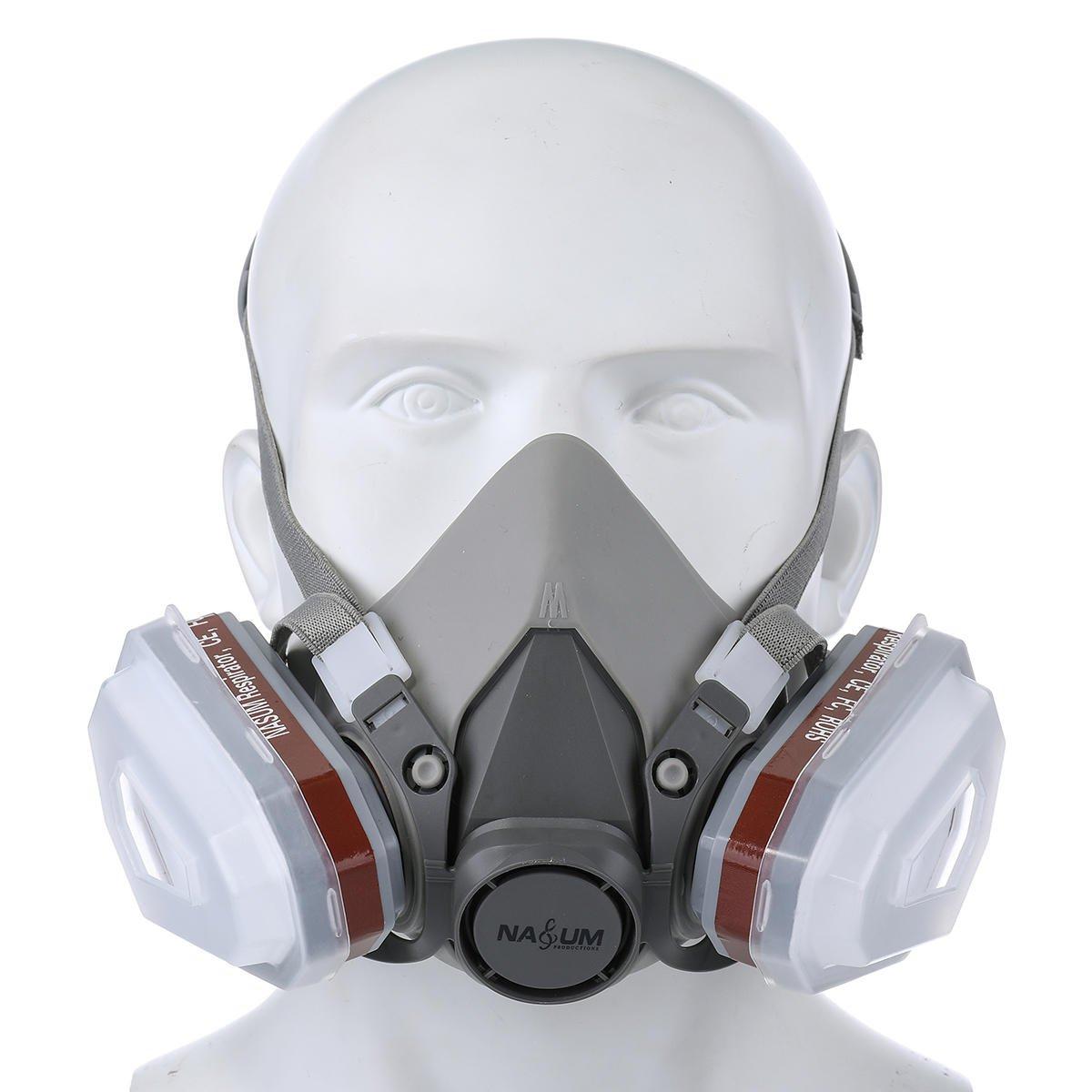 Maschera protettiva doppio strato N95 Nasum