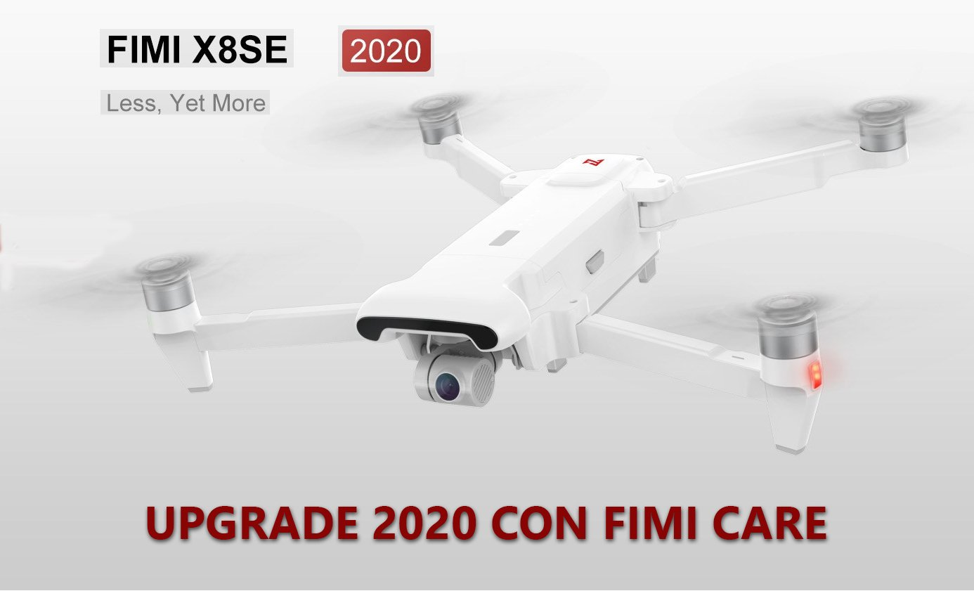 Fimi X8 SE 2020 edition 4K HDR