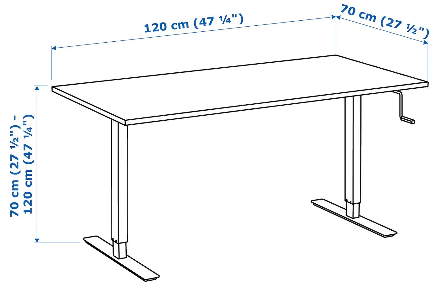 Ikea skarsta