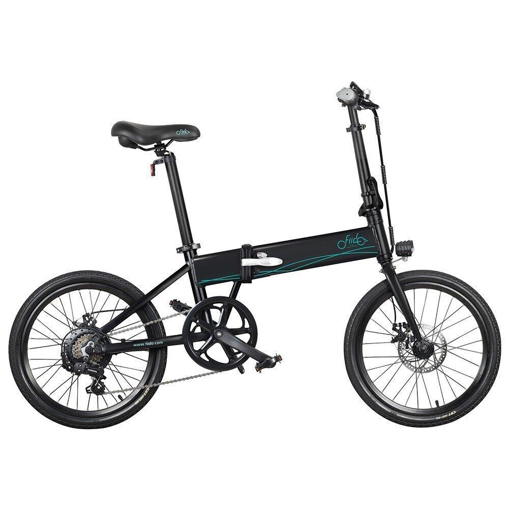 FIIDO D4s bicicletta elettrica pieghevole – Spedizione da magazzino europeo consegna in 5 giorni Offerta #Banggood #blackfriday2020