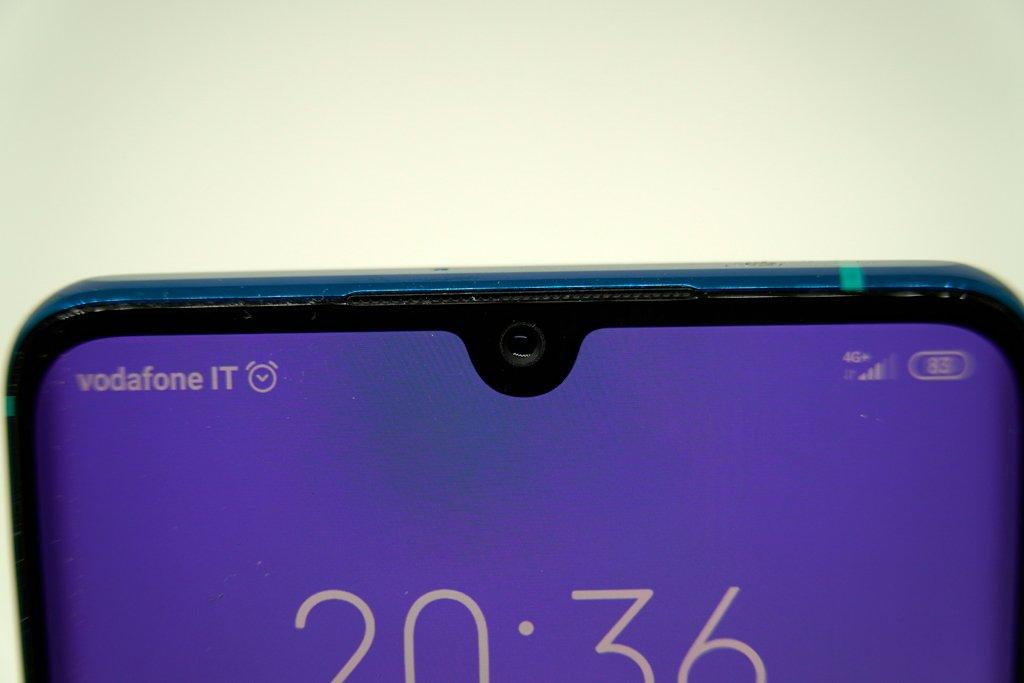 Xiaomi Mi Note 10 Fotocamera frontale