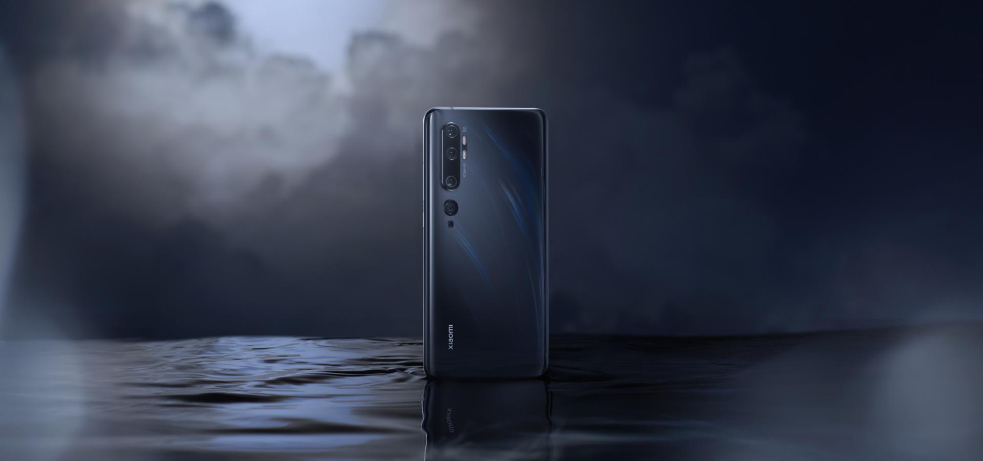 Xiaomi Mi Note 10 recensione