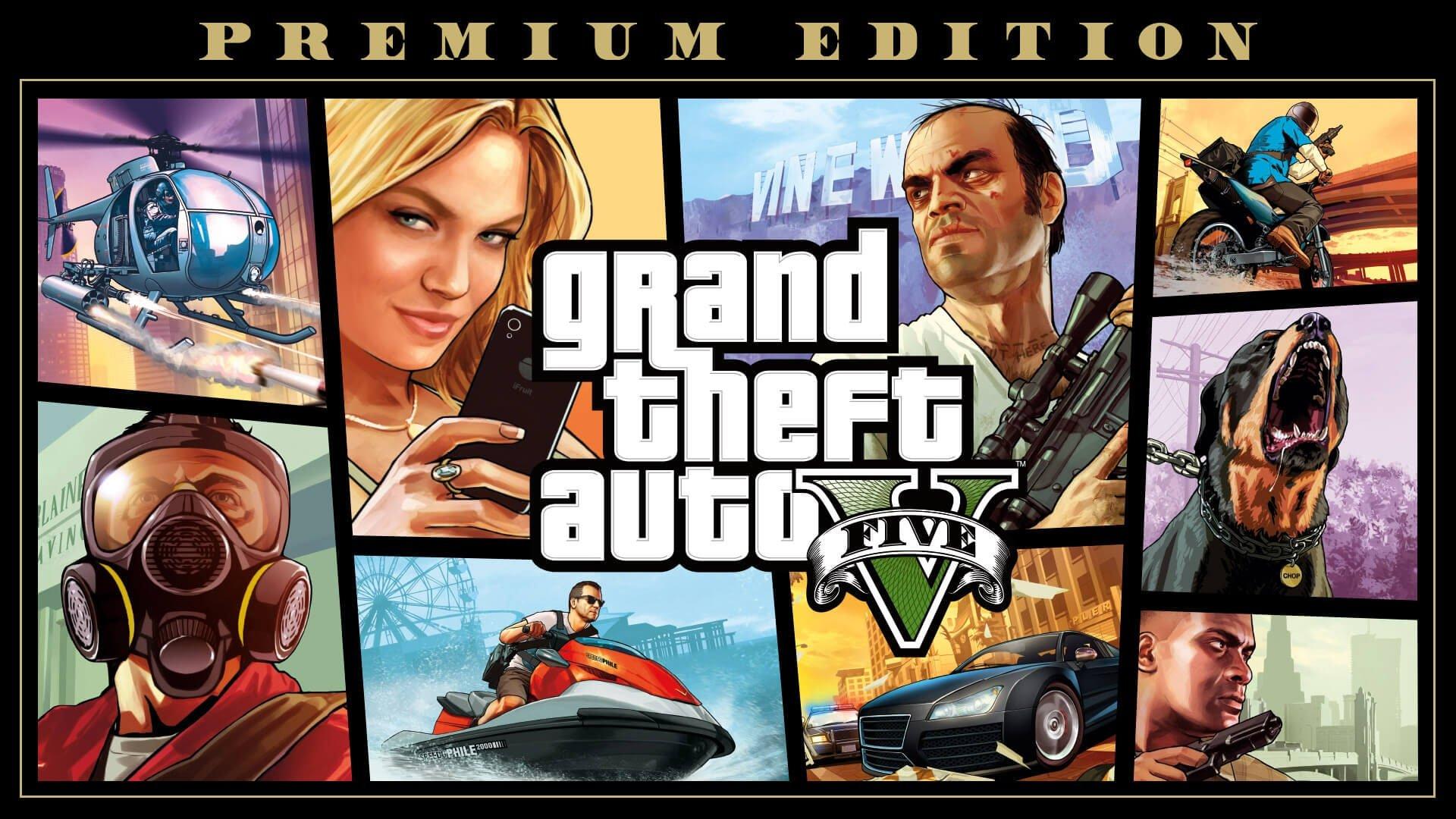GTA V, come scaricarlo gratuitamente