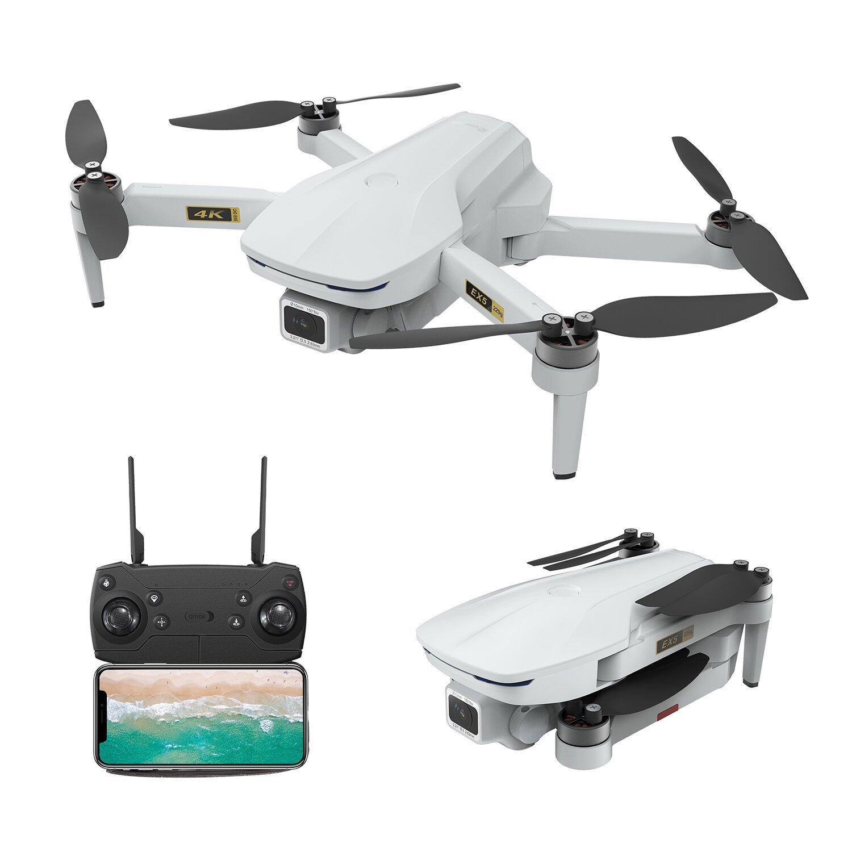 Eachine EX5 nuovo drone sotto ai 250gr, video 4k , autonomia 30 minuti – 2 batterie e borsa da trasporto