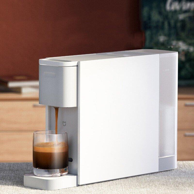 Xiaomi Mijia S1301 macchina da caffè espresso compatibile con capsule NESPRESSO – Pressione 20 bar