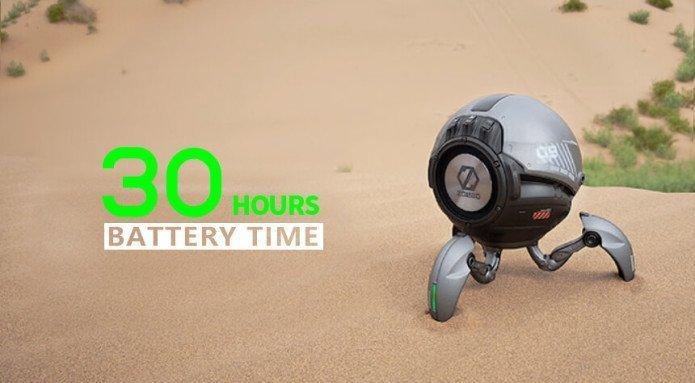 Zoeao GravaStar - 30 ore di autonomia