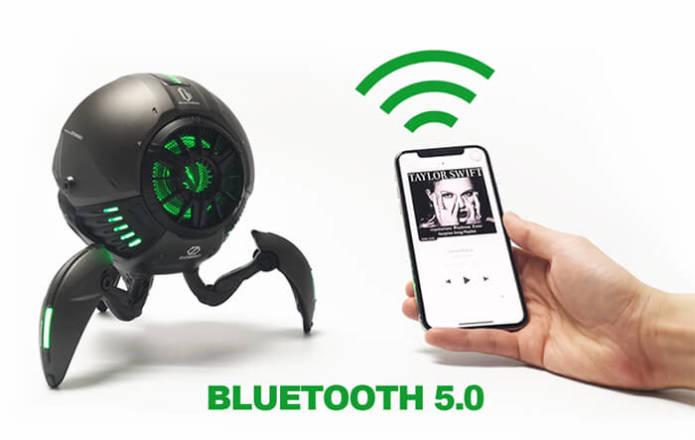Zoeao GravaStar - Bluetooth 5.0