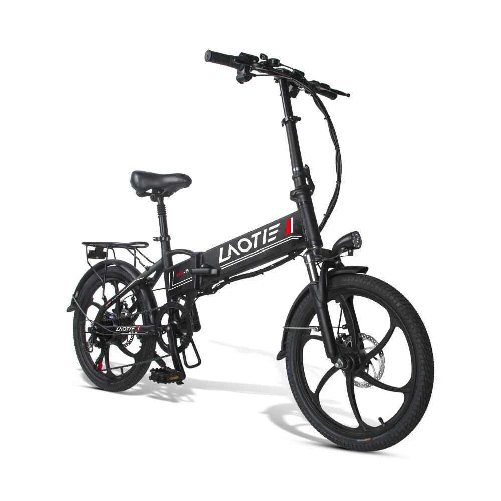 LAOTIE PX5 48V 10.4Ah 350W Bicicletta Elettrica Pieghevole in offerta – Offerta Banggood