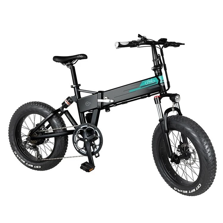 FIIDO M1 Pro 500W fatbike elettrica 12.8Ah 48V – Consegna in 5 giorni – Offerta #Banggood