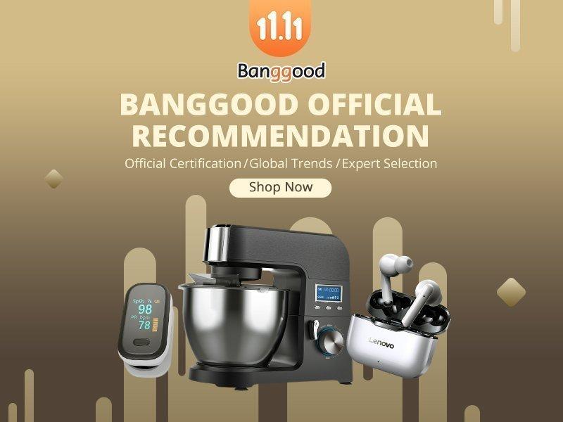 Banggood 11.11