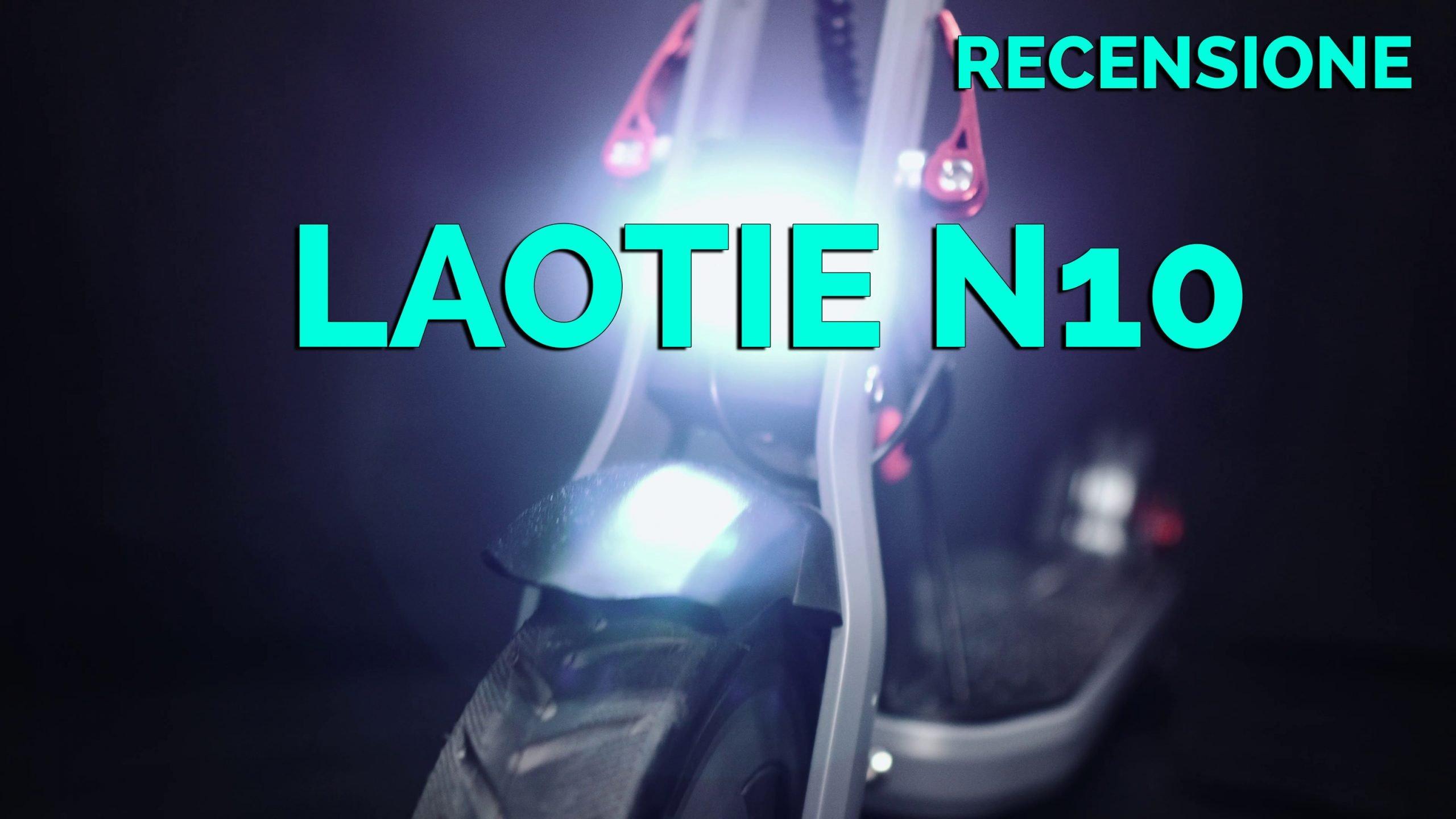 lAOTIE n10 RECENSIONE
